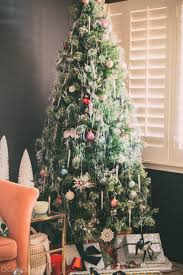 tinsel tree tinsel and gleam vintage inspired christmas tree domicile 37