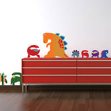 bumblebee wall sticker set bumble bees kids room stickers patterned dinosaurs wall stick