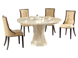 round marble dining table and chairs white marble top round dining table rosekeymedia com