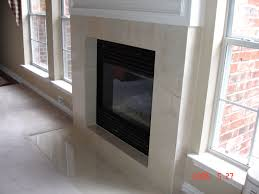 enchanting cream marble fireplace mantel surround and cream
