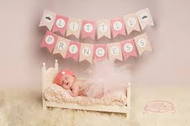 little princess baby shower printable banner my party design