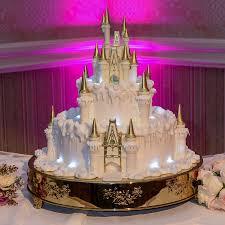 wedding cake ideas disney wedding cakes gallery disney s fairy tale weddings