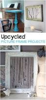 Picture Frame Wall by Best 25 Picture Frame Crafts Ideas On Pinterest Diy Picture