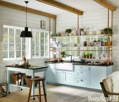 tiny kitchen designed by kim lewis