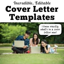 incredible editable cover letter templates by whimsy in