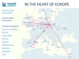 Warsaw Airport Map Why Poznań Poznan Travel