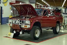 toyota trucks usa 1983 toyota sr5 4x4 mojave ltd ed sport truck 4x4 off roads