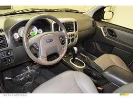 Ford Escape Interior - medium dark flint interior 2007 ford escape hybrid photo 71041025