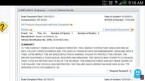 lexus airbag recall takata airbag recall update 2009 2011 forester merged thread
