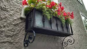 custom window box