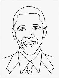 printable coloring pages for presidents day president s day
