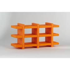 orange kids u0027 bookcases you u0027ll love wayfair