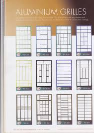 Exterior Window Grilles Decor Modern On Cool Top To Exterior