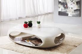 coffee table contemporary white gloss acrylic coffee table which