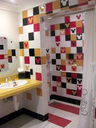 mickey mouse bathroom ideas mickey mouse bathroom decorating ideas bathroom designs