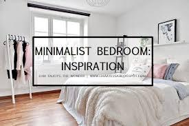 minimalist bedroom inspiration lhia enjoys the wonder