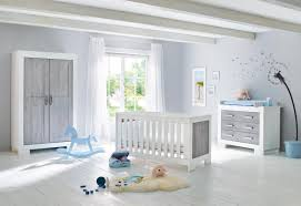 babyzimmer grau wei baby beckmann pinolino kinderzimmer lolle weiß esche grau