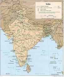 Map Of Nepal And India Mgindiamap
