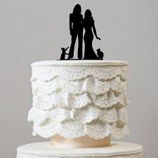 same wedding toppers wedding cake toppers 2 cats family pets same