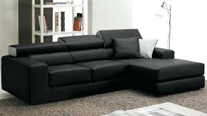canap angle convertible pas cher canape d angle convertible cuir noir canapa sofa divan canapac
