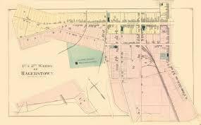 Washington Dc Ward Map by Washington Co An Illustrated Atlas Of Washington County Maryland
