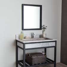 havana 23 inch rectangular bathroom mirror mr508 native trails