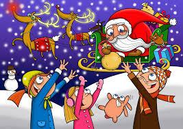 free santa claus illustration children u0027s book illustrator tale