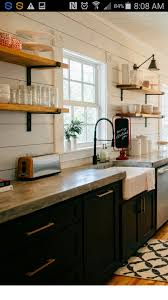 concrete countertop kitchen lighting ideas pinterest