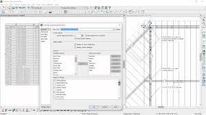 chief architect x8 u2013 framing schedule youtube