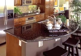 granite island kitchen kitchen countertop edges design ideas cost of kitchen granite