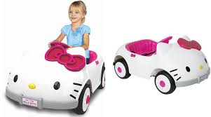 kitty 6v battery powered ride car 79 regular 229