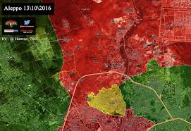 Azaz Syria Via Google Maps by Maps Sg Syria General