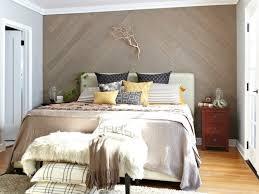 lambris mural chambre décoration intérieure comment décorer avec du lambris mural