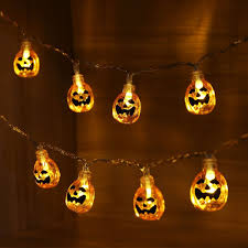 list manufacturers of halloween pumpkin string light buy