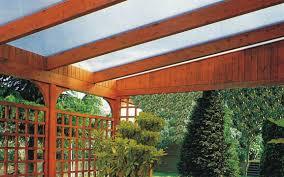 coperture tettoie in pvc copertura gazebo in legno fabulous pergolato in legno copertura e