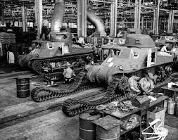 french renault tank mass production for mass destruction the tank factories of world