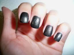 55 stunning gray nail art design ideas