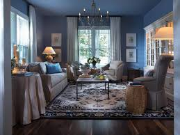 curtains for gray walls living room blue curtain combined with soft grey walls and