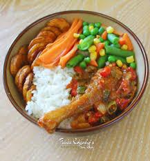 rice cuisine cabbage rice funke koleosho s cuisine