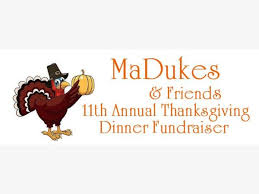 sep 23 madukes and friends 11th annual thanksgiving dinner