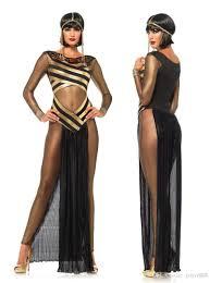 Egyptian Goddess Halloween Costumes Lingerie Egypt Cleopatra Goddess Roman Egyptian Ladies