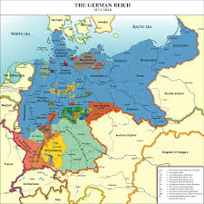 Map Of Eastern States by Unification Of Germany Wikipedia
