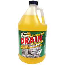 Home Remedies For Clogged Tub Drains by Chemical Drain Openers Drain Openers The Home Depot
