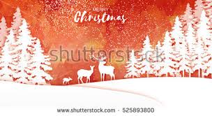 Origami Christmas Decorations Reindeer by Origami Snow Stock Images Royalty Free Images U0026 Vectors
