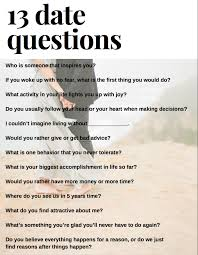 Great Questions To Ask A Questions To Ask Someone Youre Dating Best Questions To Ask A