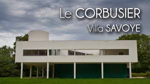 Villa Savoye Floor Plan by Le Corbusier Villa Savoye Youtube