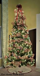 Christmas Beautiful Christmas Decor Tree Best Foot Ideas On