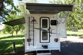 Power Rv Awning Eagle Cap Truck Camper Special Features