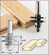 Woodworking Joints Router by Finger Joint Router Bit Woodworking Cools Projects Pinterest
