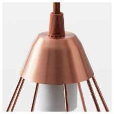 slttbo pendant lamp coppercolour  cm  ikea with ikea slttbo pendant lamp from ikeacom